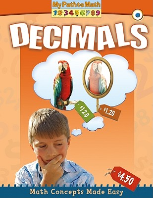Decimals By Piddock, Claire
